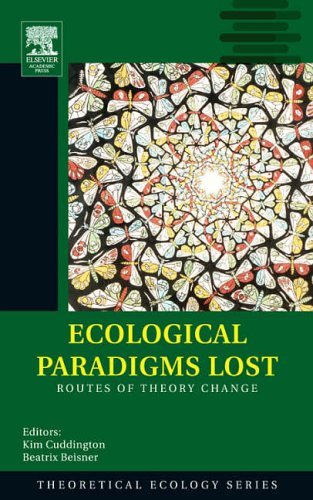 9780120884599: Ecological Paradigms Lost: Routes of Theory Change: Volume 2 (Theoretical Ecology Series)