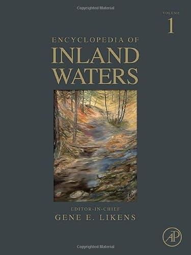 9780120884629: Encyclopedia of Inland Waters, Three-Volume Set