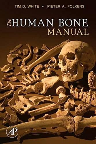 9780120884674: The Human Bone Manual