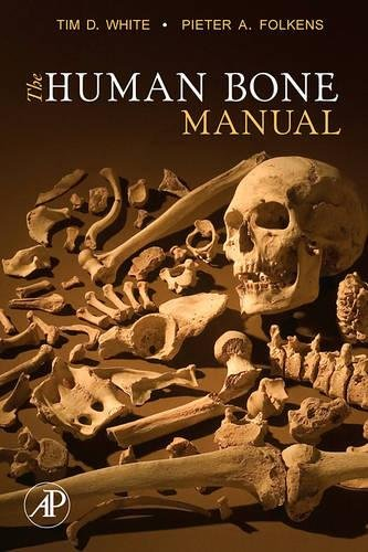 9780120884674: The Human Bone Manual