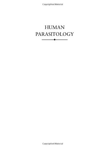 9780120884681: Human Parasitology, Third Edition