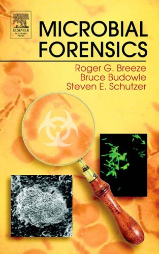 9780120884834: Microbial Forensics