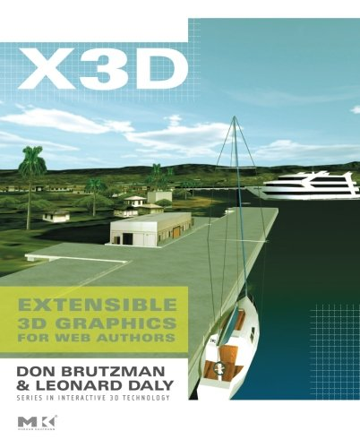 9780120885008: X3D Extensible 3D Graphics for Web Authors: Extensible 3D Graphics for Web Authors Vol 1 (The Morgan Kaufmann Series in Computer Graphics)