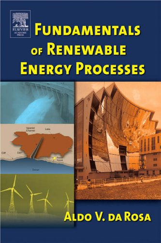 9780120885107: Fundamentals of Renewable Energy Processes