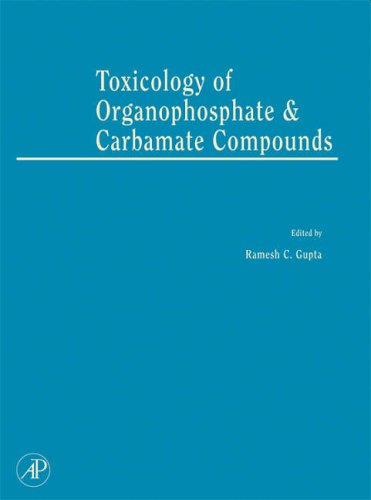 9780120885237: Toxicology of Organophosphate and Carbamate Compounds