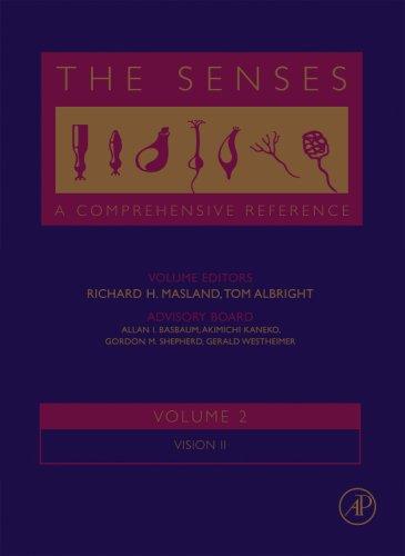 9780120885374: The Senses: A Comprehensive Reference, Six-Volume Set: Volume 2