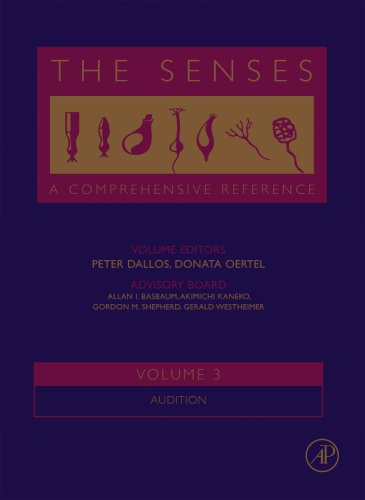 9780120885381: The Senses: A Comprehensive Reference, Six-Volume Set: Volume 3