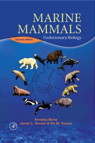 9780120885527: Marine Mammals: Evolutionary Biology