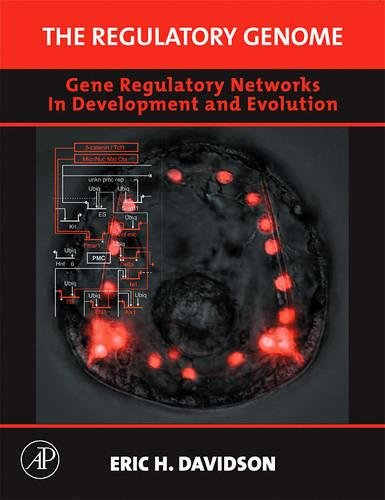 9780120885633: The Regulatory Genome: Gene Regulatory Networks in Development and Evolution