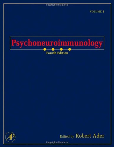 9780120885763: Psychoneuroimmunology, Two-Volume Set, Volume 1-2, Fourth Edition