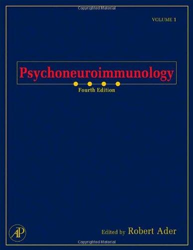 9780120885763: Psychoneuroimmunology, Two-Volume Set, Volume 1-2, Fourth Edition