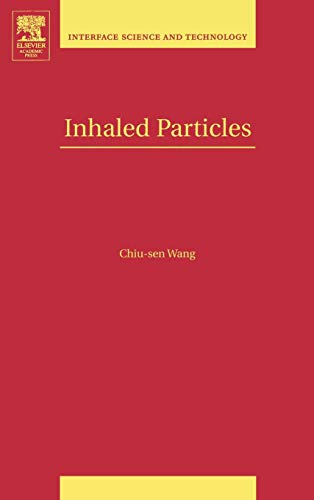 9780120885794: Inhaled Particles, Volume 5 (Interface Science and Technology)