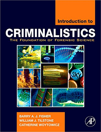a analysis of criminalistics in the field of forensic science