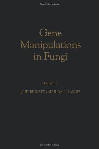9780120886418: Gene Manipulations in Fungi