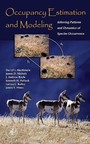9780120887668: Occupancy Estimation and Modeling: Inferring Patterns and Dynamics of Species Occurrence