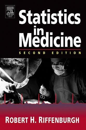 9780120887705: Statistics in Medicine, Second Edition