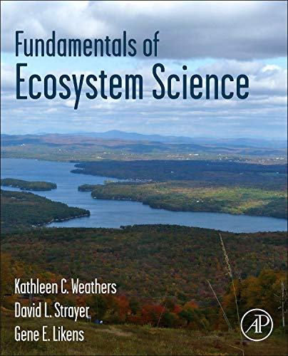 9780120887743: Fundamentals of Ecosystem Science