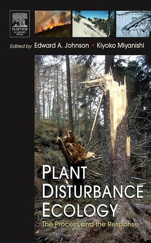 9780120887781: Plant Disturbance Ecology: The Process And the Response