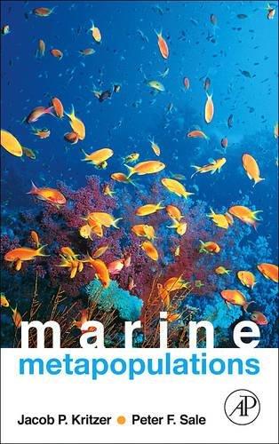 9780120887811: Marine Metapopulations,