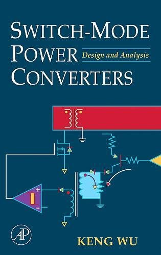9780120887958: Switch-Mode Power Converters: Design and Analysis