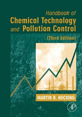 9780120887965: Handbook of Chemical Technology and Pollution Control, 3rd Edition, Third Edition