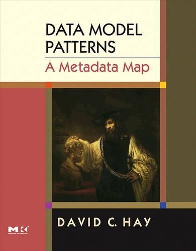 9780120887989: Data Model Patterns: A Metadata Map (The Morgan Kaufmann Series in Data Management Systems)