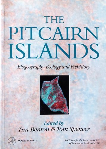 9780120893454: Pitcairn Islands: Biogeography, Ecology and Prehistory