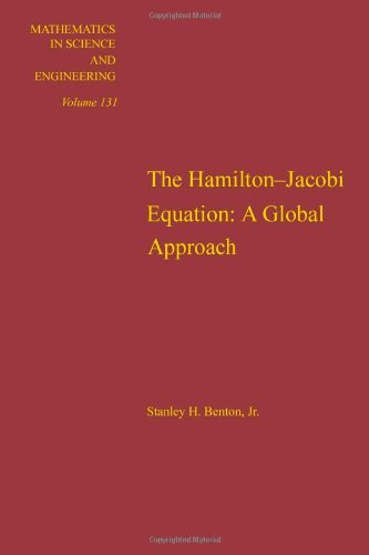 9780120893508: Hamilton-Jacobi Equation: A Global Approach, Volume 131 (Mathematics in Science and Engineering)