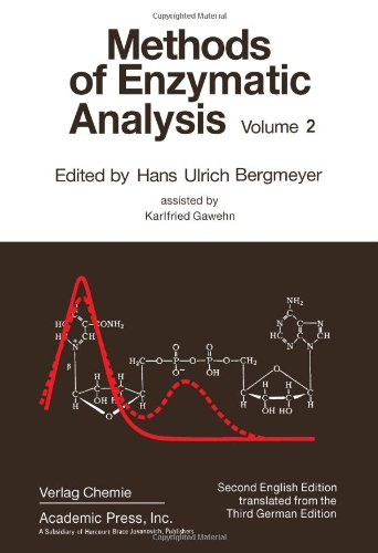 9780120913022: Methods of Enzymatic Analysis, Volume 2