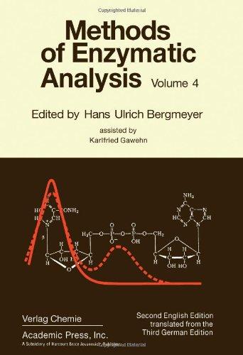 9780120913046: Methods of Enzymatic Analysis: v. 4