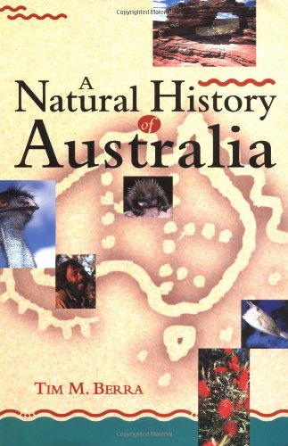 9780120931552: A Natural History of Australia (Natural World)