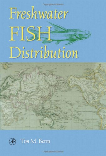 9780120931569: Freshwater Fish Distribution