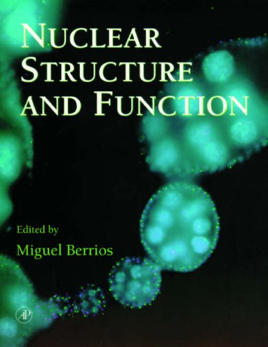 9780120931705: Nuclear Structure and Function (Methods in Cell Biology)