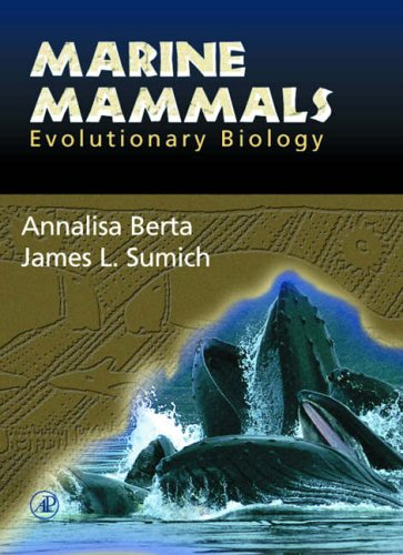 9780120932252: Marine Mammals: Evolutionary Biology