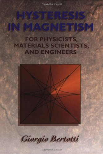 9780120932702: Hysteresis in Magnetism: For Physicists, Materials Scientists, and Engineers (Electromagnetism)