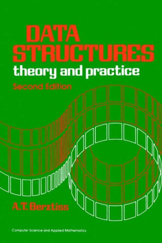 9780120935529: Data Structures, Second Edition (Computer Science and Applied Mathematics)