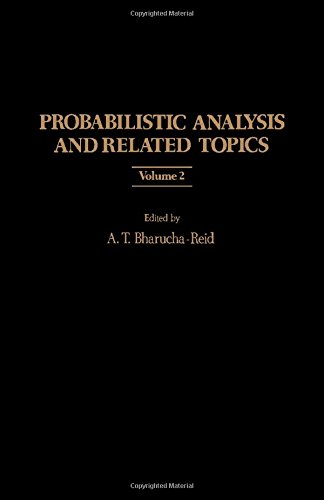9780120956029: Probabilistic Analysis and Related Topics, Vol. 2