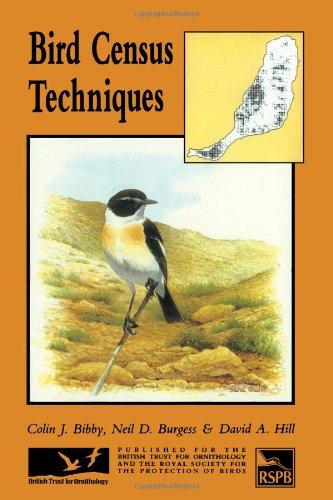9780120958306: Bird Census Techniques
