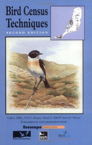 9780120958313: Bird Census Techniques