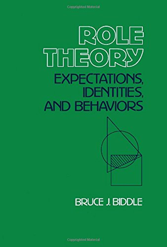 9780120959501: Role Theory: Expectations, Identities, and Behaviors