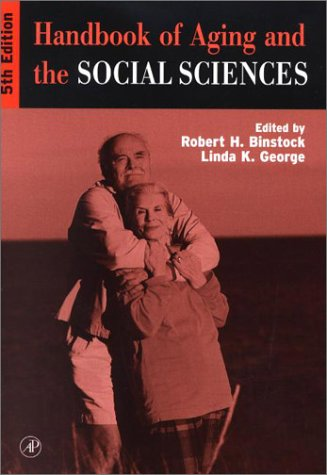9780120991945: Handbook of Aging and the Social Sciences, Fifth Edition (Handbooks of Aging)