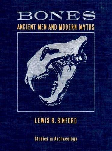 9780121000356: Bones: Ancient Men and Modern Myths (Studies in archeology)