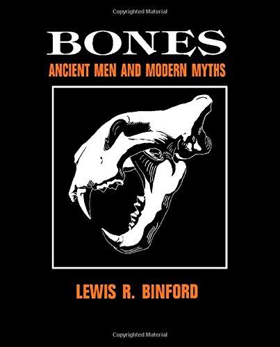 9780121000363: Bones: Ancient Men and Modern Myths