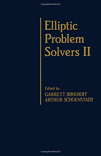 9780121005603: Elliptic Problem Solvers II