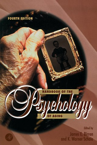 9780121012618: Handbook of the Psychology of Aging (Handbooks of Aging)