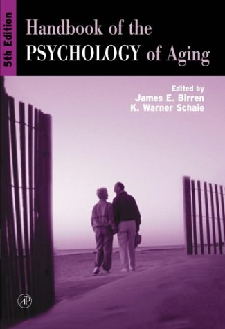 9780121012625: Handbook of the Psychology of Aging, Fifth Edition (Handbooks of Aging)