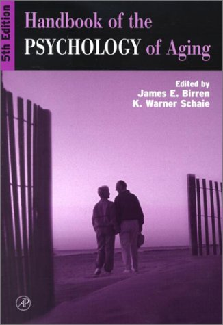 9780121012632: Handbook of the Psychology of Aging, Fifth Edition (Handbooks of Aging)