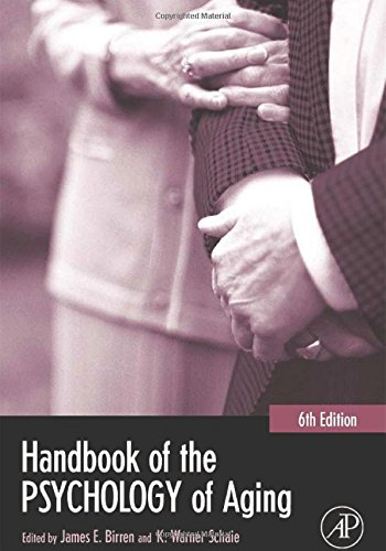 9780121012649: Handbook of the Psychology of Aging, Sixth Edition (Handbooks of Aging)