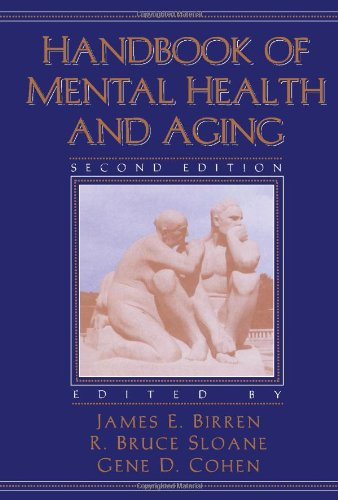 9780121012779: Handbook of Mental Health and Aging, Second Edition