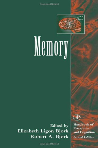 9780121025700: Memory (Handbook of Perception and Cognition)
